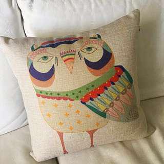 Cushion🦉< Owl Design >