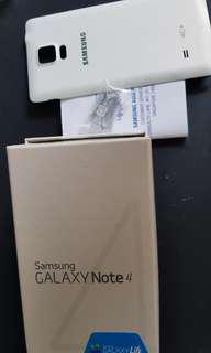 Samsung Note 4 battery cover