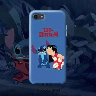Lilo and Stitch iPhone Case