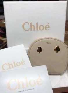 Chloe coins bag