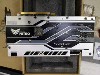 Radeon Rx580 graphic card