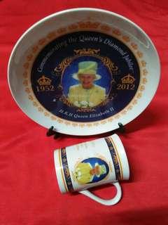 Set Queens Diamond Jubilee