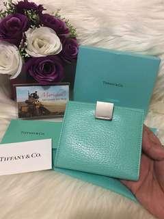 Tiffany & Co Short Wallet