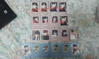 WTS Wanna One Undivided Items