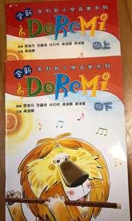 DoReMi 全新英利小學音樂系列 四上、四下