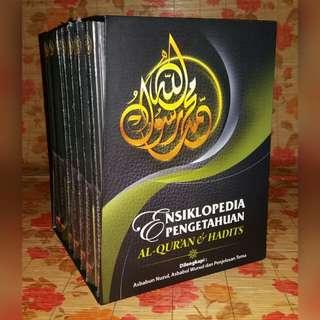 Buku Ensiklopedia Pengetahuan Al-qur'an & Hadist