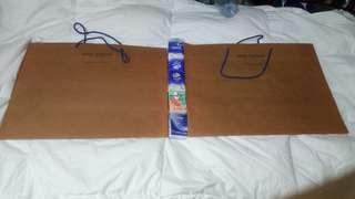 LV paper bag