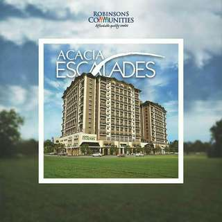 Acacia Escalades RFO Condo near Eastwood City