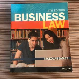 4th Ed. Commercial Law Textbook + Cheat Sheets