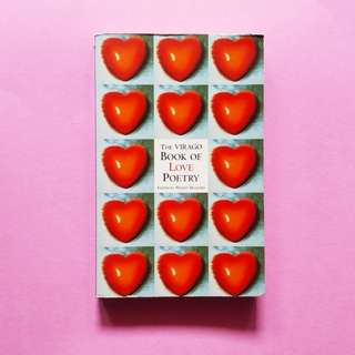USED BOOK The Virago Book of Love Poetry