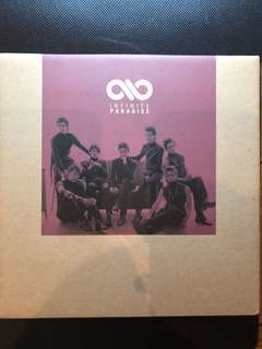 Infinite Paradise - 1st Repackaged Album