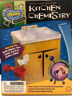 Toy (Educational ) - Kitchen Chemistry