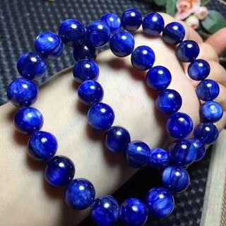 藍晶石手鏈 10mm