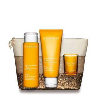 Clarins Pampering Collection @ $120
