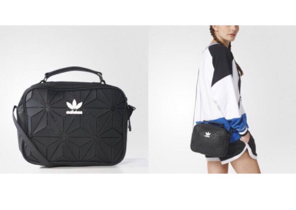 50bdbd73e0c0 🆕 2018 Limited Edition Adidas x Issey Miyake 3D Airliner Cross Body ...