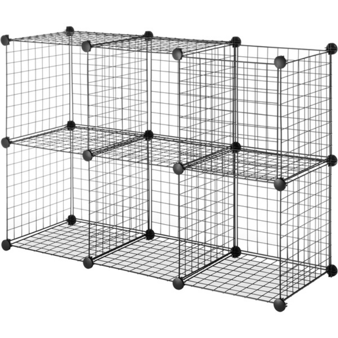 BNIB DIY Wire Mesh Rack / Guinea Pig Cage, Pet Supplies on Carousell