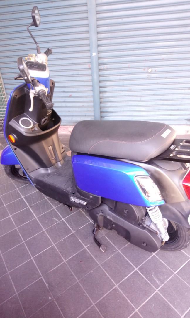 山葉 New CUXI 100