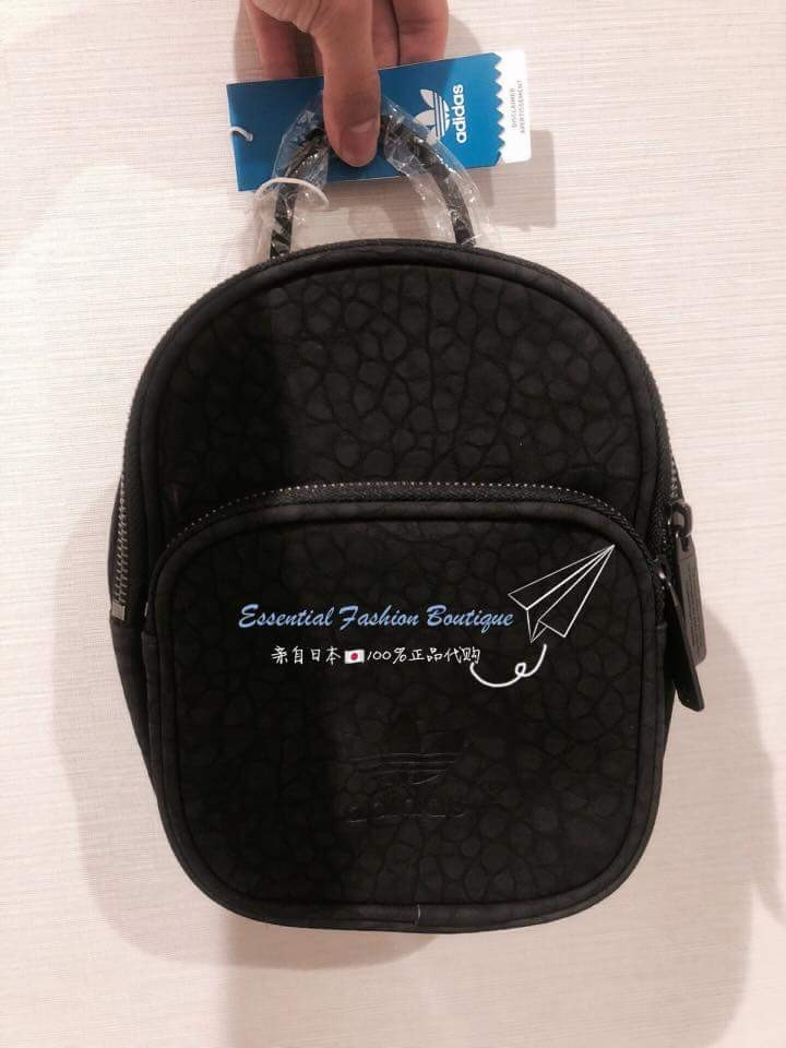 ce5240a0d34 Adidas AC Backpack Classic Mini, Women s Fashion, Bags   Wallets on  Carousell