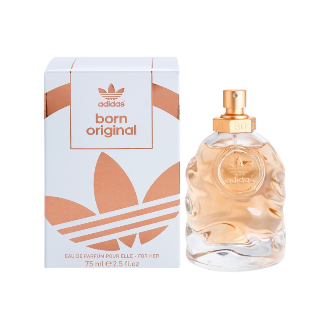 Adidas Born Original Perfume Edp 75ml For Her Health Beauty