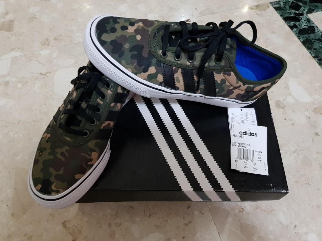 20a6c13ccb6fb Adidas X Camo ADI-EASE Skateboarding Sneakers (not prada, chanel ...