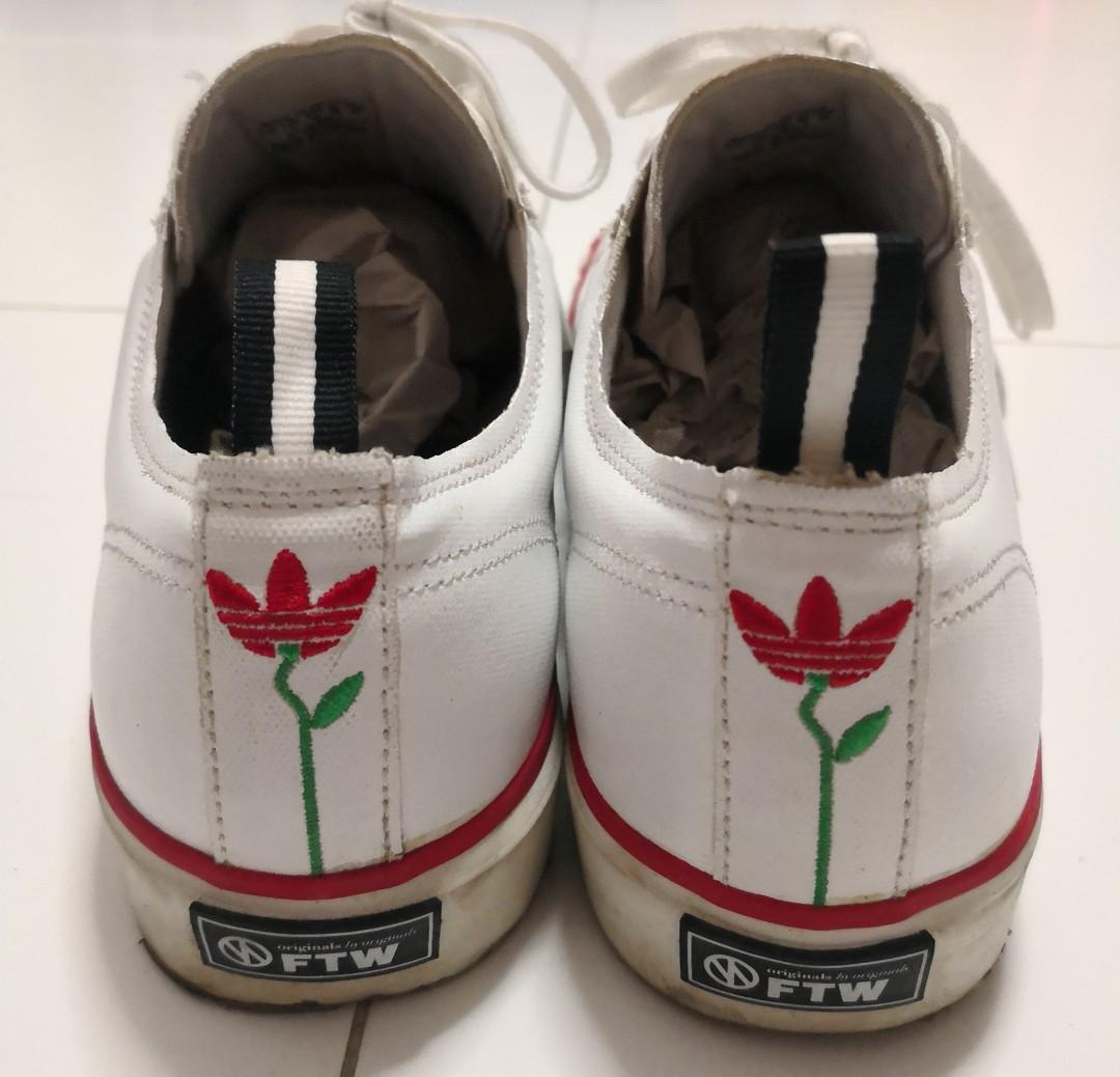 Adidas x kzk Kazuki Plants US11.5., Men's Fashion, Fashion, Men's Footwear 19d41f