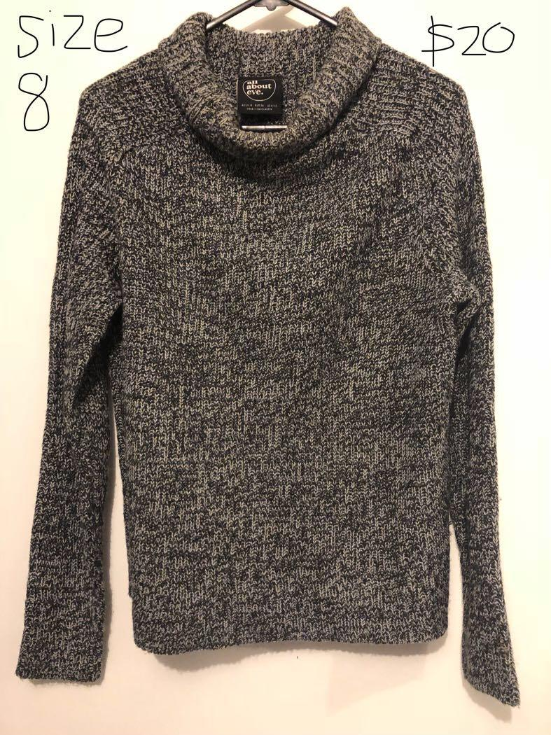 All About Eve Knit (Size 8)