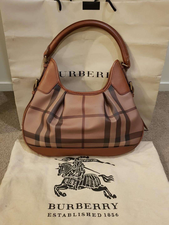 Authentic Burberry Shoulder Bag