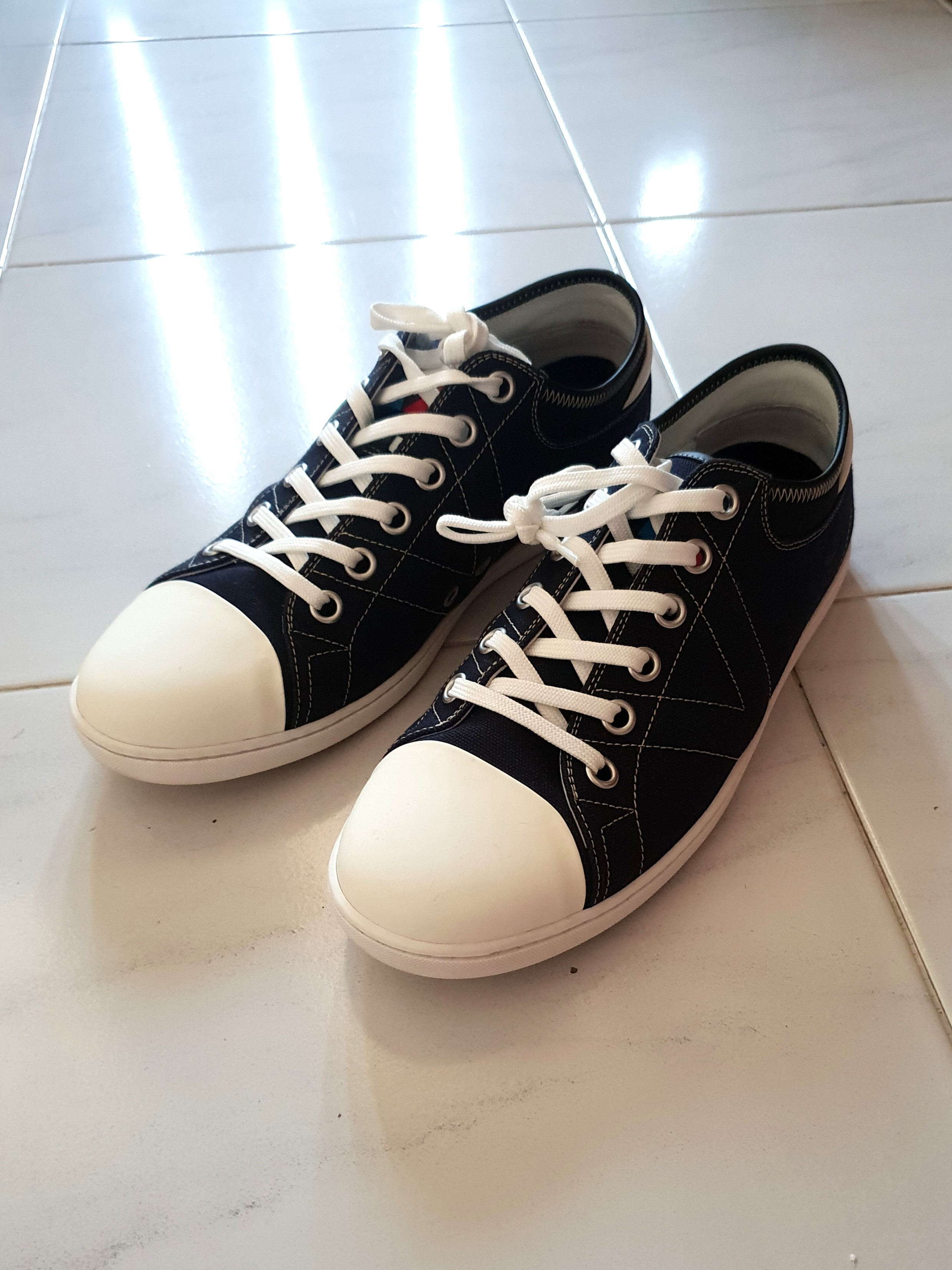 22dbecad84dd ... authentic lv louis vuitton shoes sneakers men s fashion footwear ...