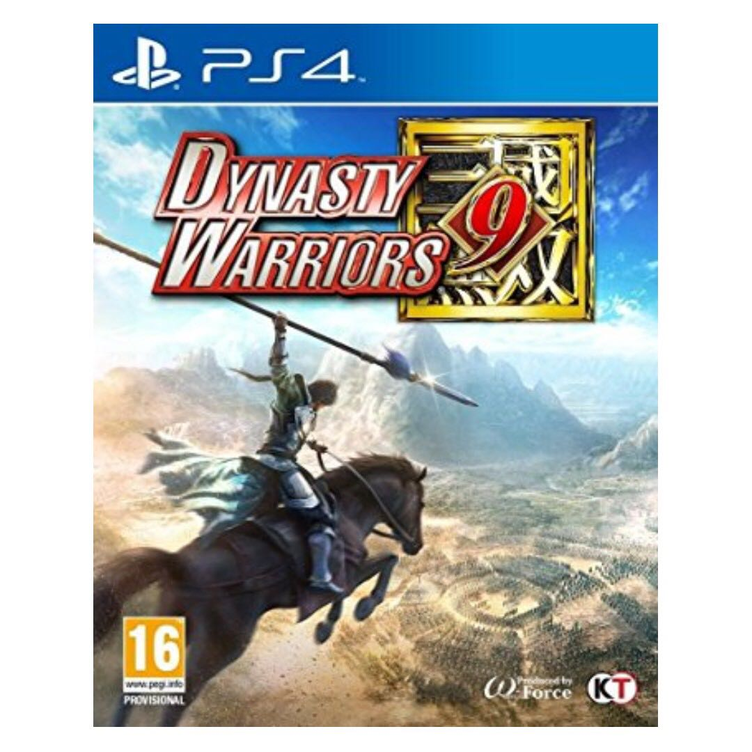 Brand New Authentic Ps4 Dynasty Warriors 9 Playstation 4 Game Cd Naruto To Boruto Shinobi Striker Deluxe Edition Region 3 English Gaming Play Station Toys Games Video On Carousell