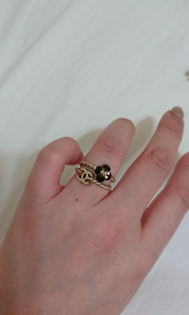 Chanel戒指/耳環拆賣(看說明)