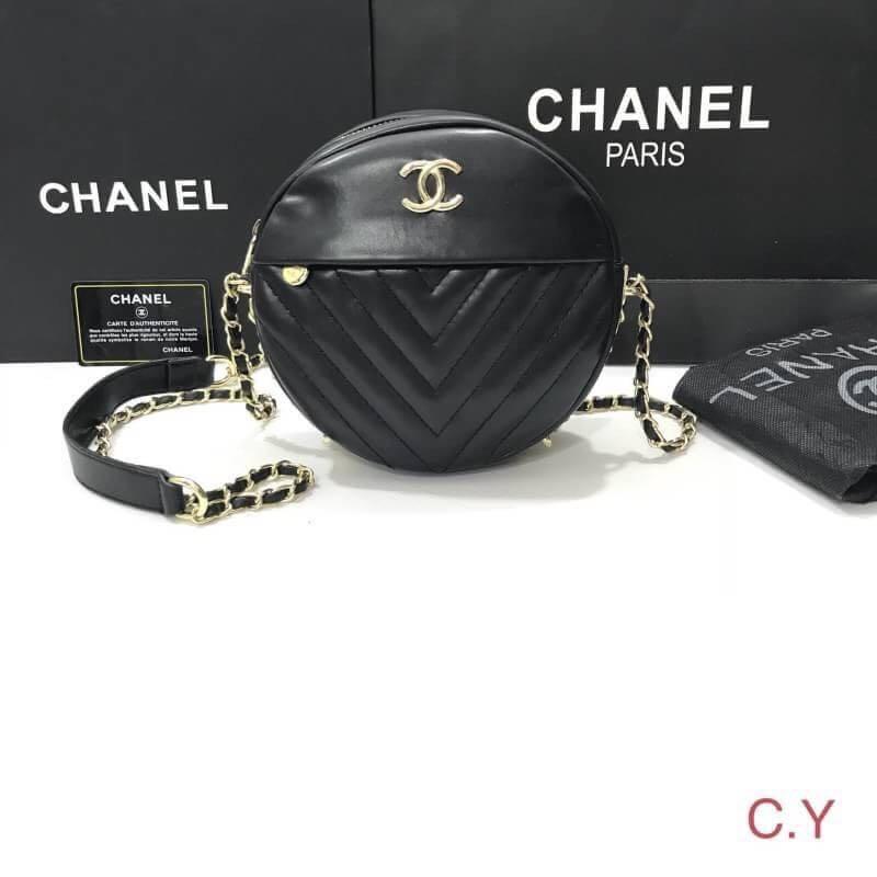 599ea13868d1 Chanel circle sling bag