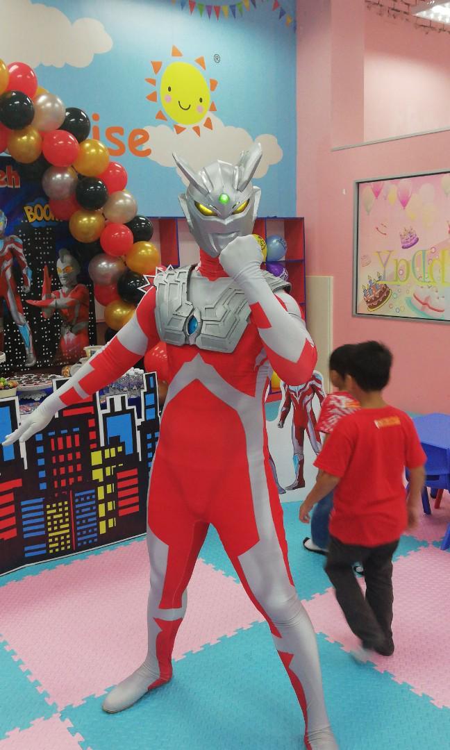 clown,badut,maskot,cosplay service