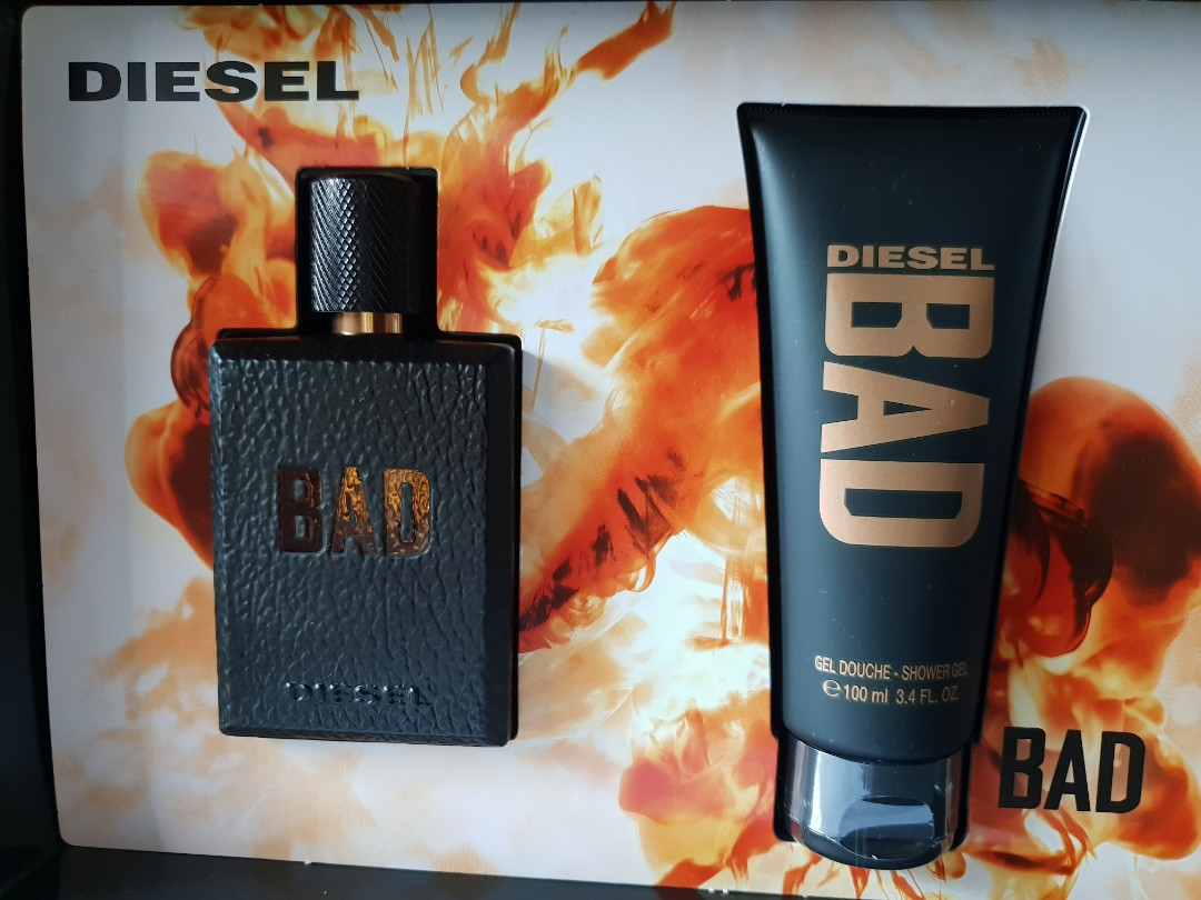 Diesel Bad Health Beauty Perfumes Deodorants On Carousell