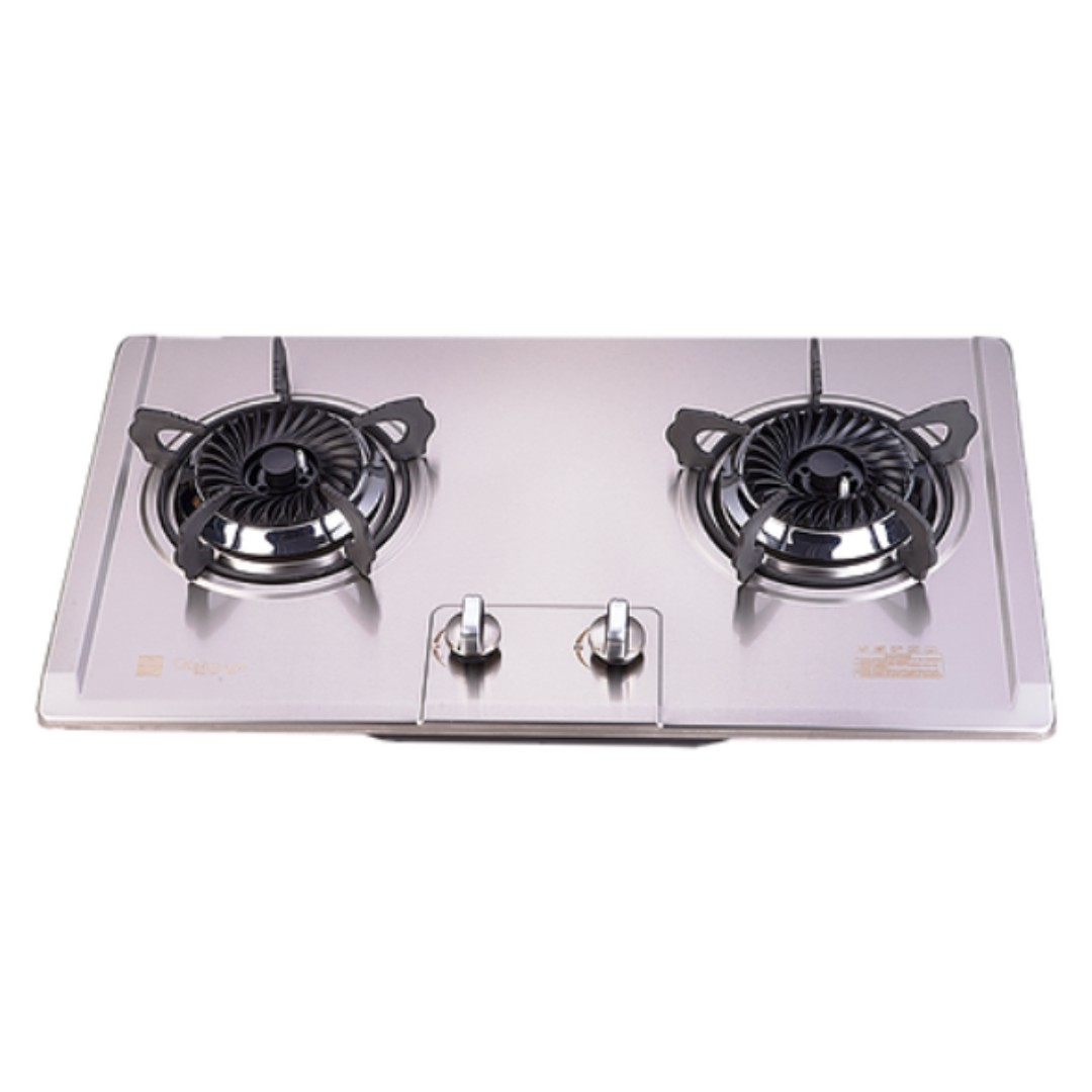 Keluarga Stainless Steel Gas Cooker Gl Hob Kcy 888s Kitchen Liances On Carou