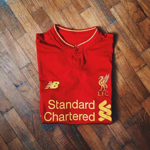 1ecf599e1d2 Liverpool FC 2016 2017 Home Jersey