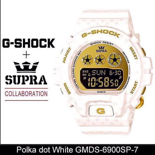 56a277cd10b Local set G Shock Gmd s6900sp SUPRA