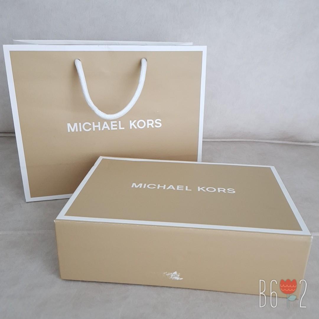 42b40ebca45b Michael Kors Gift Box   Paper Bag