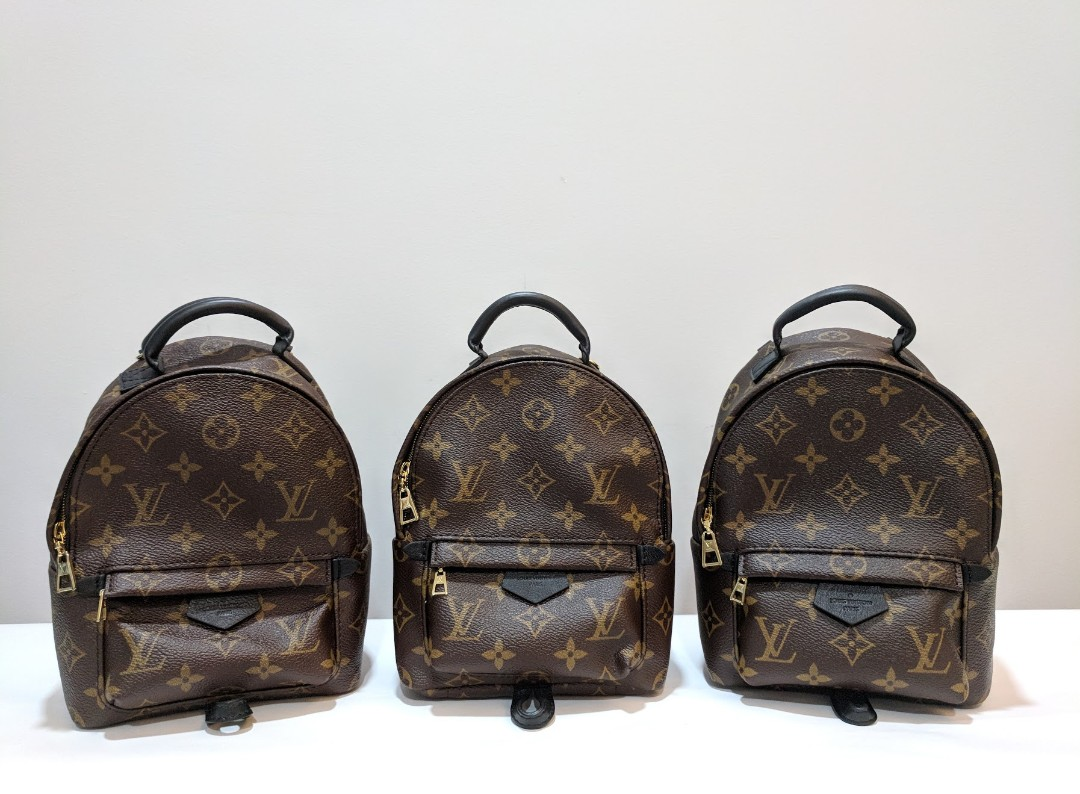 6b7db75a8929 New Stock! Brand New Full Set Authentic Louis Vuitton (LV) Palm ...