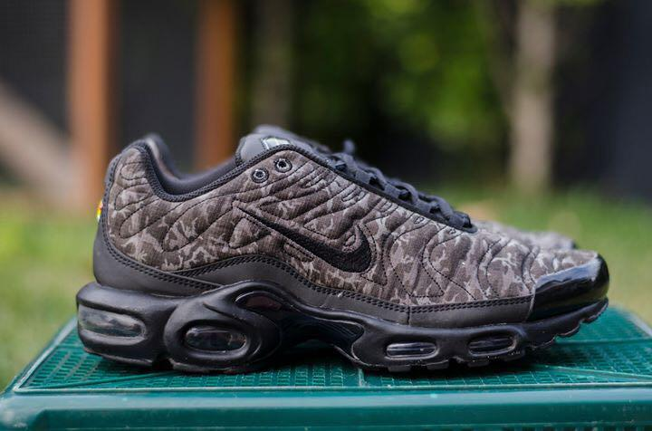info for eeabe cc8f4 Nike Air Max Plus TN Quilted Camo US8.5, Men's Fashion ...