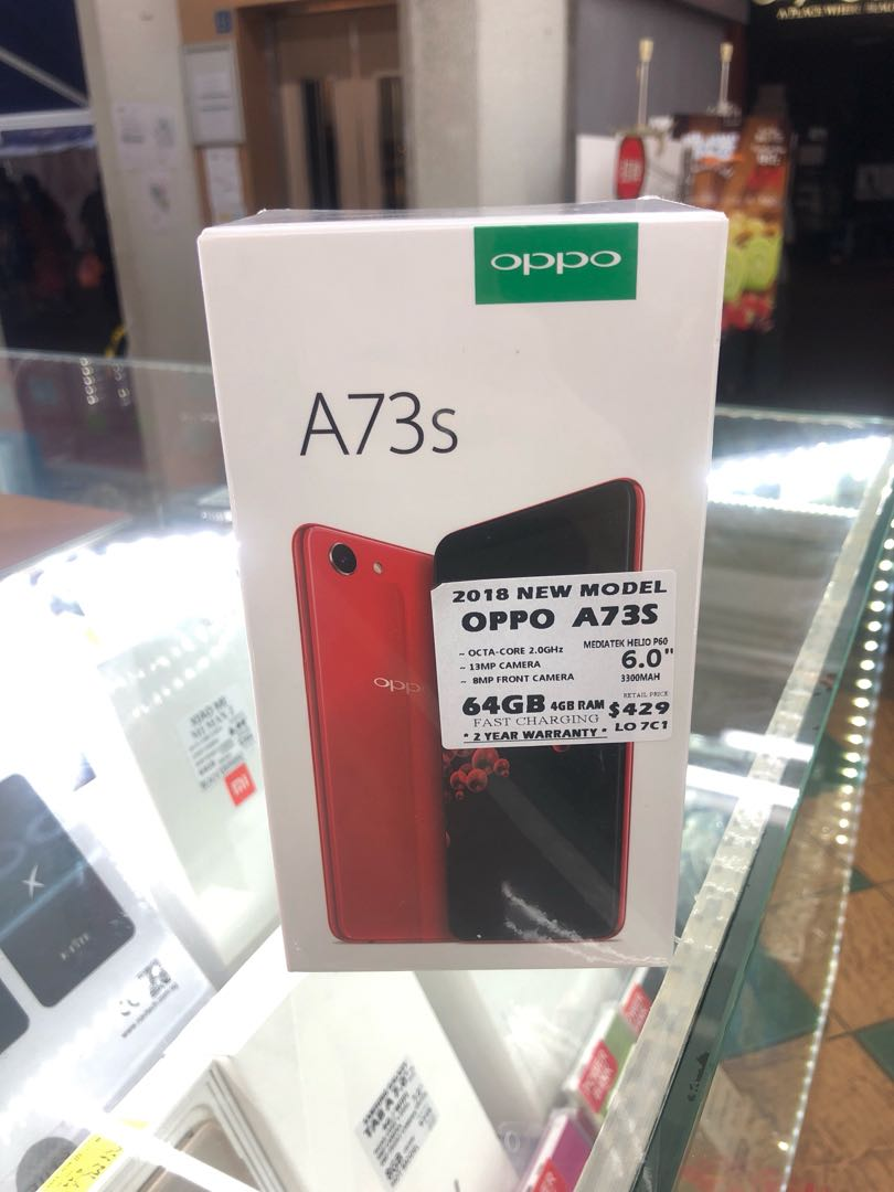 Oppo A73s Mobile Phones Tablets Android Phones Oppo On Carousell