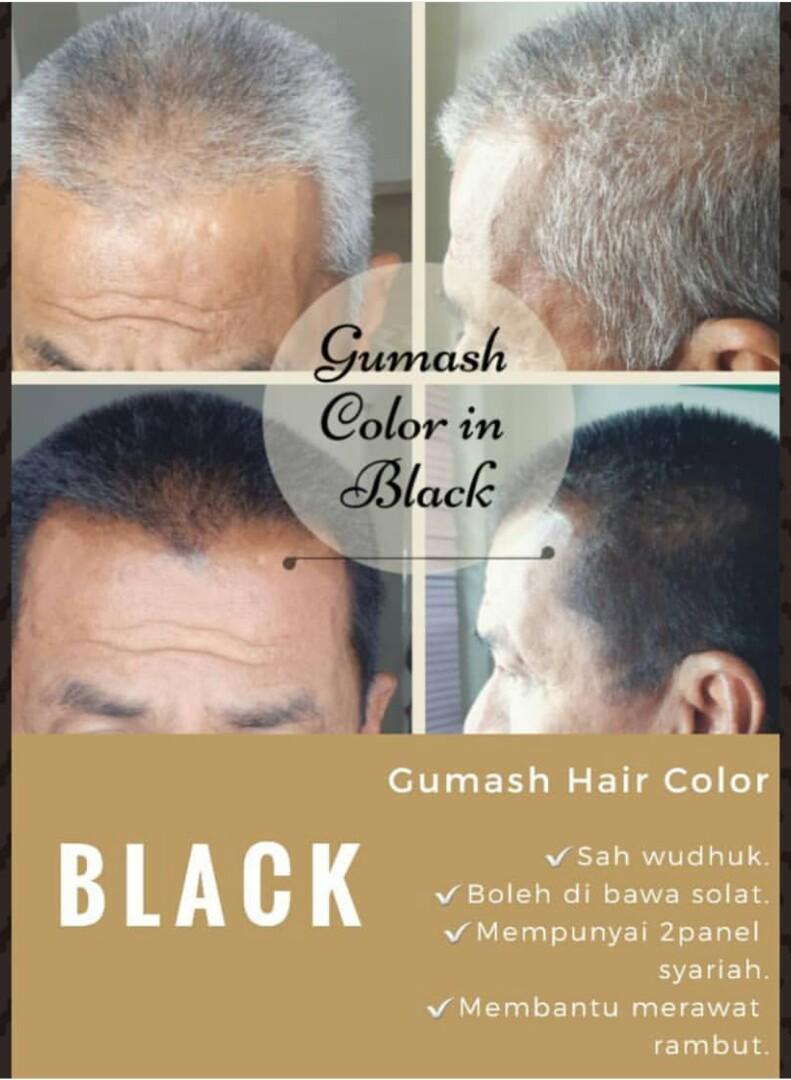 Pewarna Rambut Sah Wudhuk Health Beauty Hair Care On Carousell Semir Hi Top Share This Listing