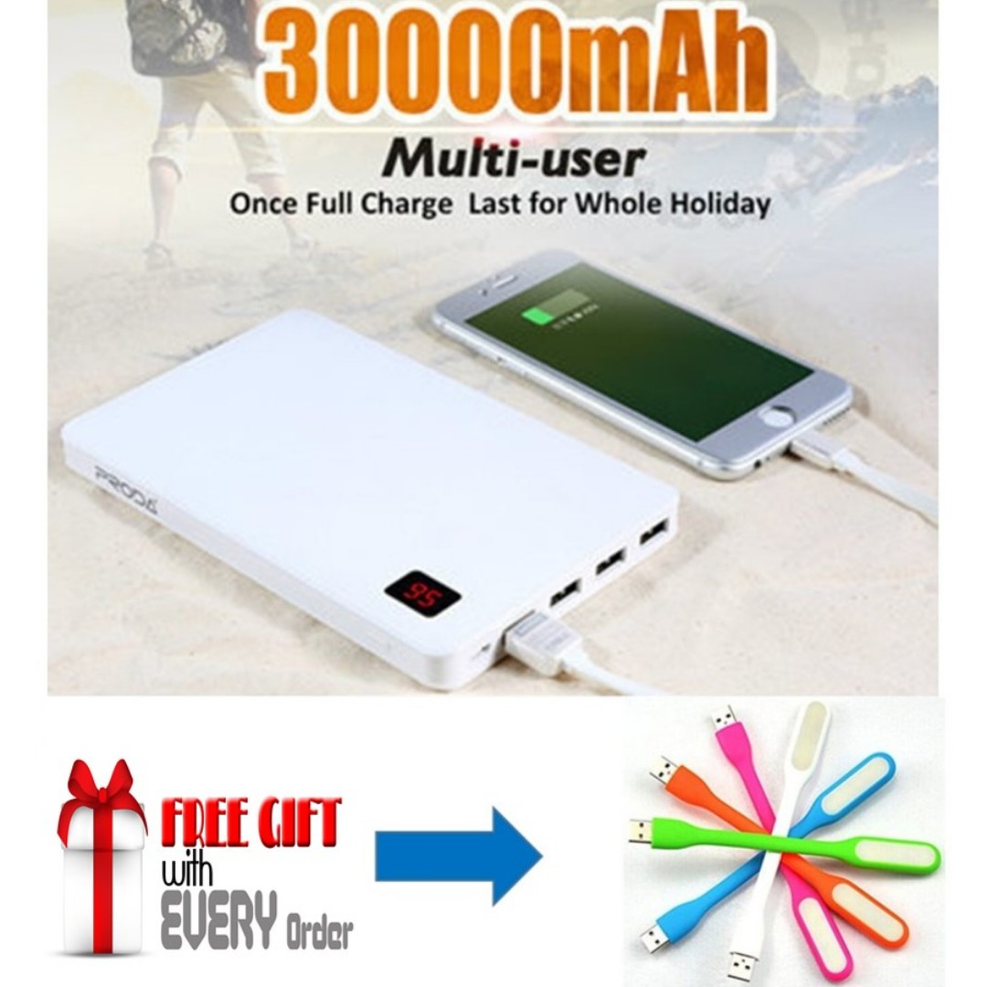 Remax Powerbank Mobiles Tablets Mobile Tablet Accessories Oldi 12000mah Photo