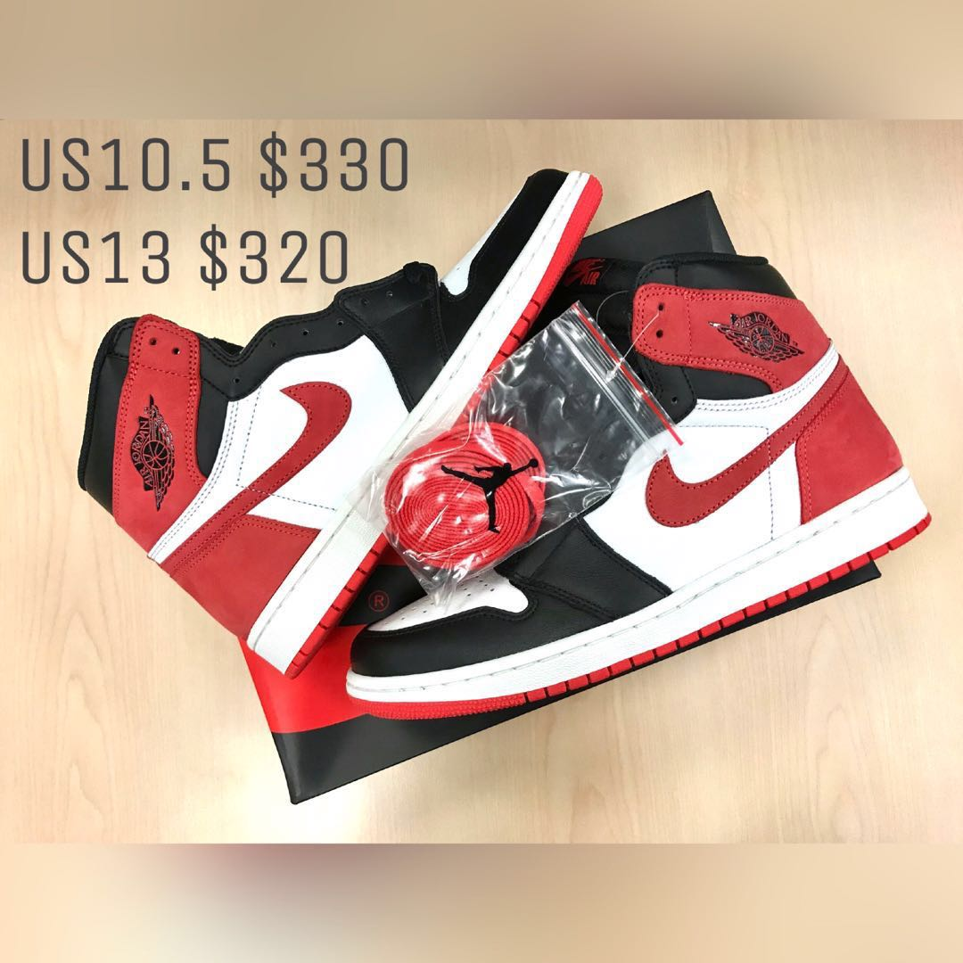 5e0603d01e6 Sell/Trade] Nike Air Jordan 1 Track Red. Best Hand in the Game ...