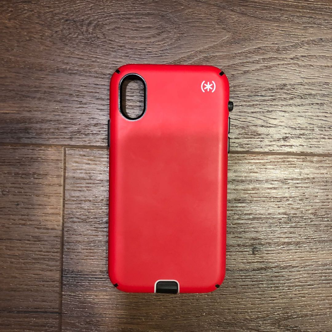 new product 04159 a73ad Speck Presidio Sport Case iPhone X