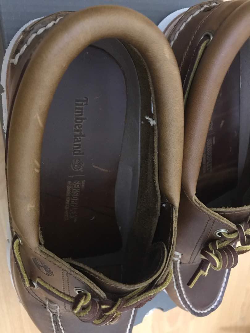 Timberland 3 Eye Boat Shoes