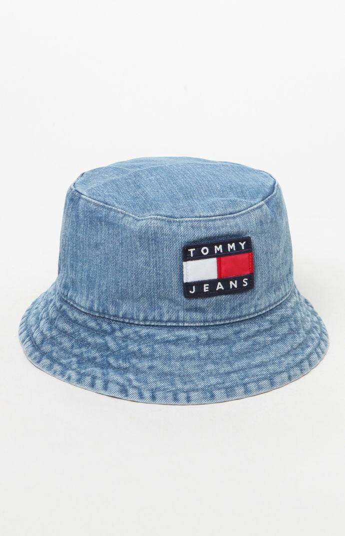 dedfdacf0e Tommy Jeans Bucket Hat