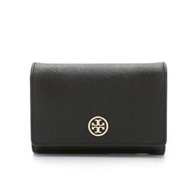 2fdc0da76c9b Tory Burch - Robinson Medium Flap Wallet
