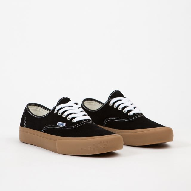 6f865ee19b Vans Authentic Pro Black Light Gum