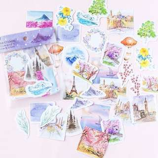 [Mo.Deco] Scenery Stickers