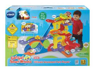 VTECH Toot Toot Drivers Super Tracks